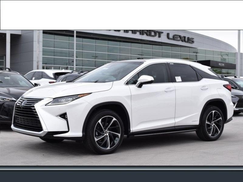 Bán Lexus RX 450h 3.5 SX 2019, xe mới 100% màu trắng - LH E Hương 0945392468-2