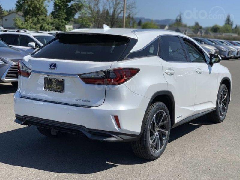 Bán Lexus RX 450h 3.5 SX 2019, xe mới 100% màu trắng - LH E Hương 0945392468-3