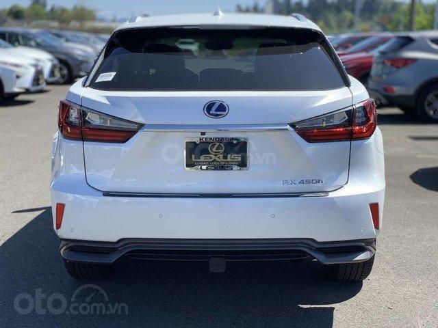 Bán Lexus RX 450h 3.5 SX 2019, xe mới 100% màu trắng - LH E Hương 0945392468-4