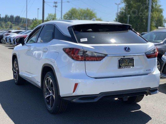 Bán Lexus RX 450H SX 2019, xe mới 100% màu trắng - LH Ms Hương 094.539.2468 (6)