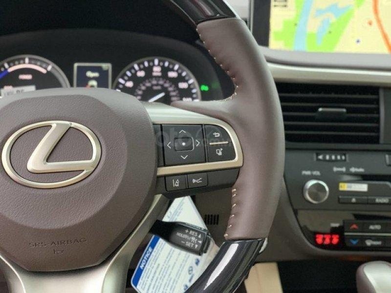 Bán Lexus RX 450h 3.5 SX 2019, xe mới 100% màu trắng - LH E Hương 0945392468-7