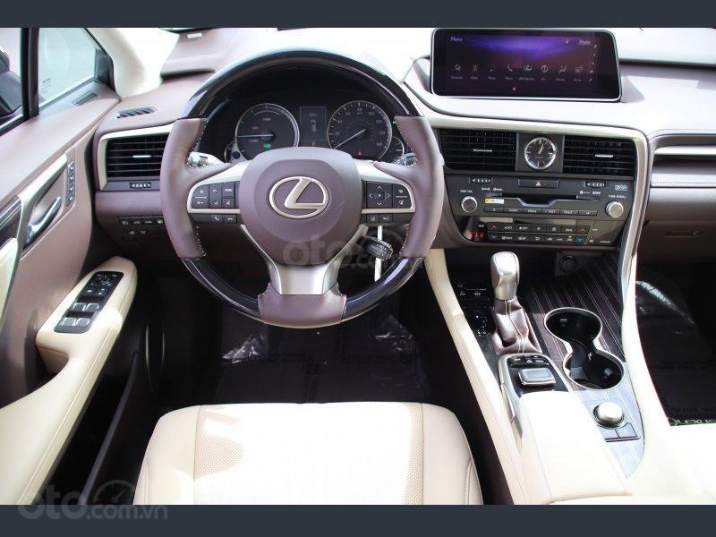 Bán Lexus RX 450H SX 2019, xe mới 100% màu trắng - LH Ms Hương 094.539.2468 (11)