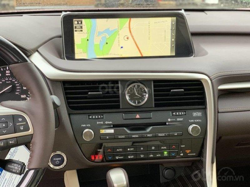 Bán Lexus RX 450H SX 2019, xe mới 100% màu trắng - LH Ms Hương 094.539.2468 (12)