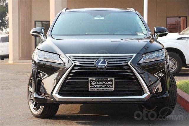 MT Auto bán Lexus RX 450H 3.5 SX 2019, xe mới 100% màu đen, LH em Hương 0945392468-0