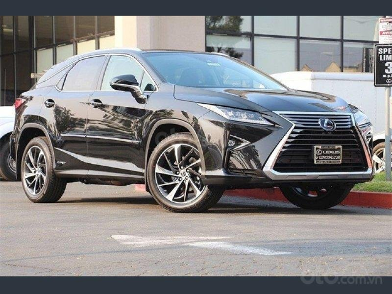 MT Auto bán Lexus RX 450H 3.5 SX 2019, xe mới 100% màu đen, LH em Hương 0945392468-2
