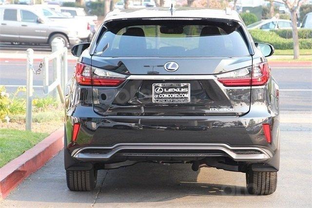 MT Auto bán Lexus RX 450H 3.5 SX 2019, xe mới 100% màu đen, LH em Hương 0945392468-3