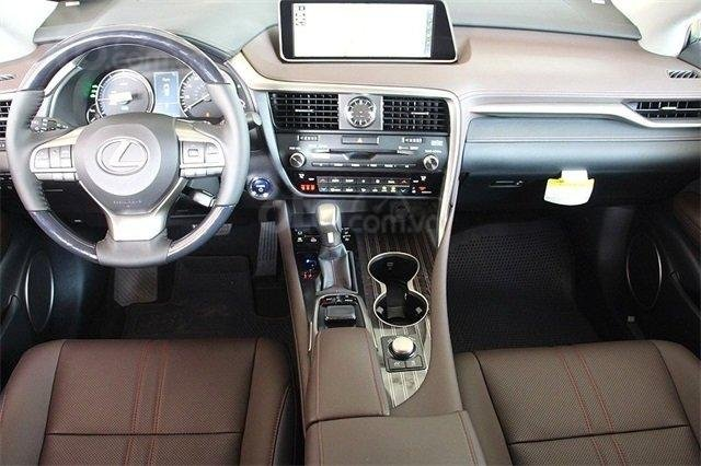 MT Auto bán Lexus RX 450H 3.5 SX 2019, xe mới 100% màu đen, LH em Hương 0945392468-17
