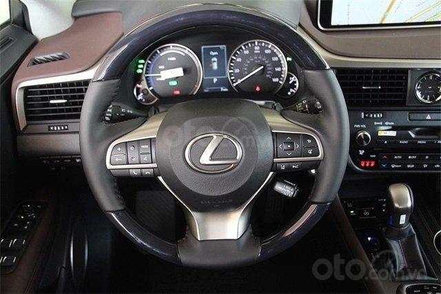 MT Auto bán Lexus RX 450H 3.5 SX 2019, xe mới 100% màu đen, LH em Hương 0945392468-18