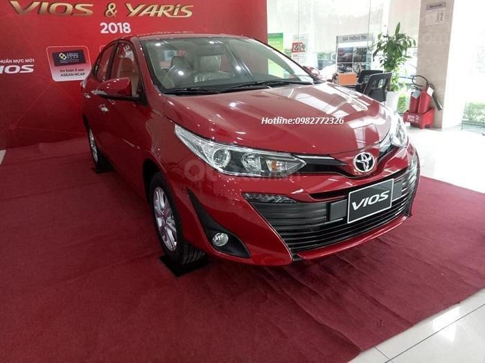 Bán xe Toyota Vios 2019 tại Hải Dương, liên hệ 0982772326-hỗ trợ trả góp 80%-1