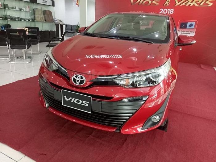 Bán xe Toyota Vios 2019 tại Hải Dương, liên hệ 0982772326-hỗ trợ trả góp 80%-2