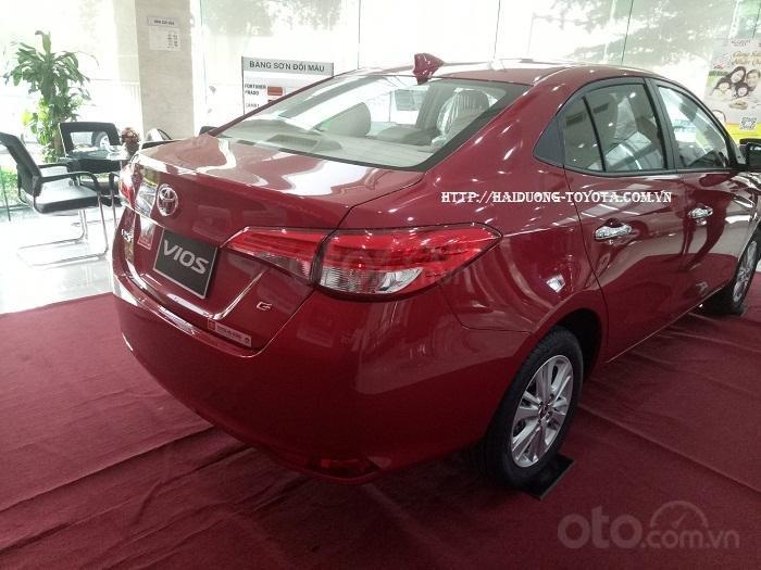 Bán xe Toyota Vios 2019 tại Hải Dương, liên hệ 0982772326-hỗ trợ trả góp 80%-4