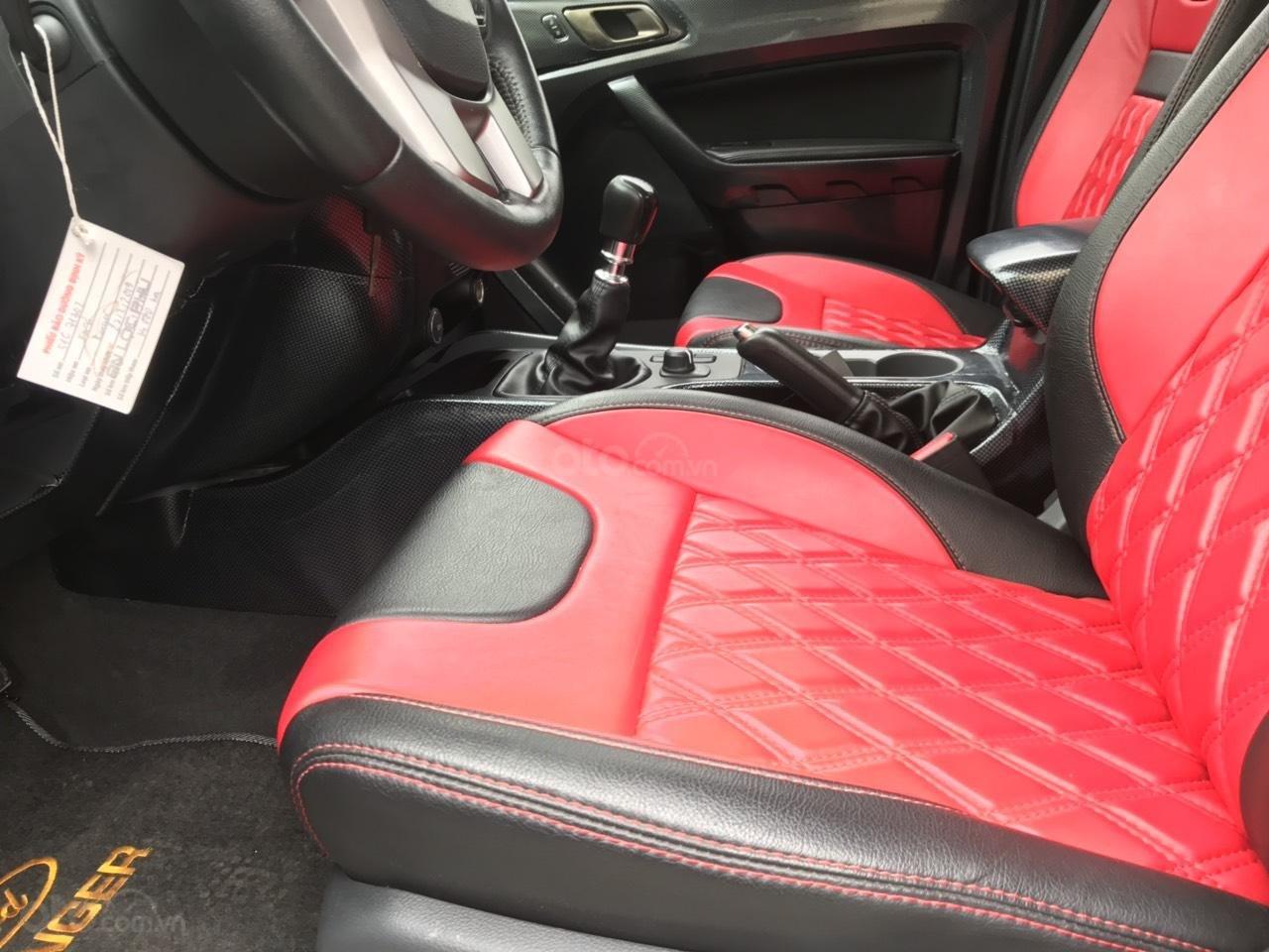 Tín Thành Auto- Ford Ranger XLT 2.2MT model 2016, trả góp lãi suất siêu thấp, liên hệ: Mr. Vũ Văn Huy: 097.171.8228-9