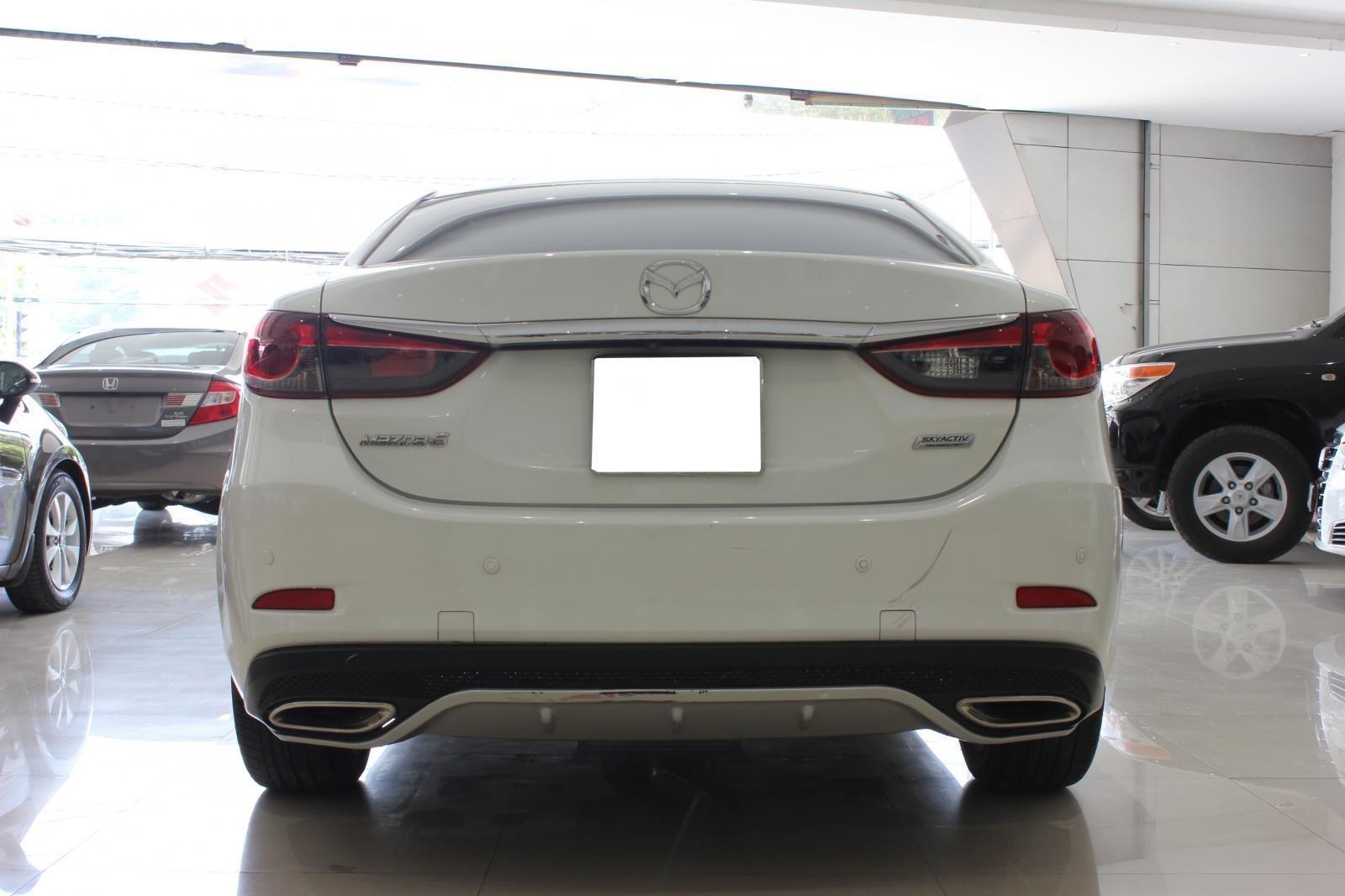 Bán ô tô Mazda 6 2.5 AT 2016, màu trắng-2