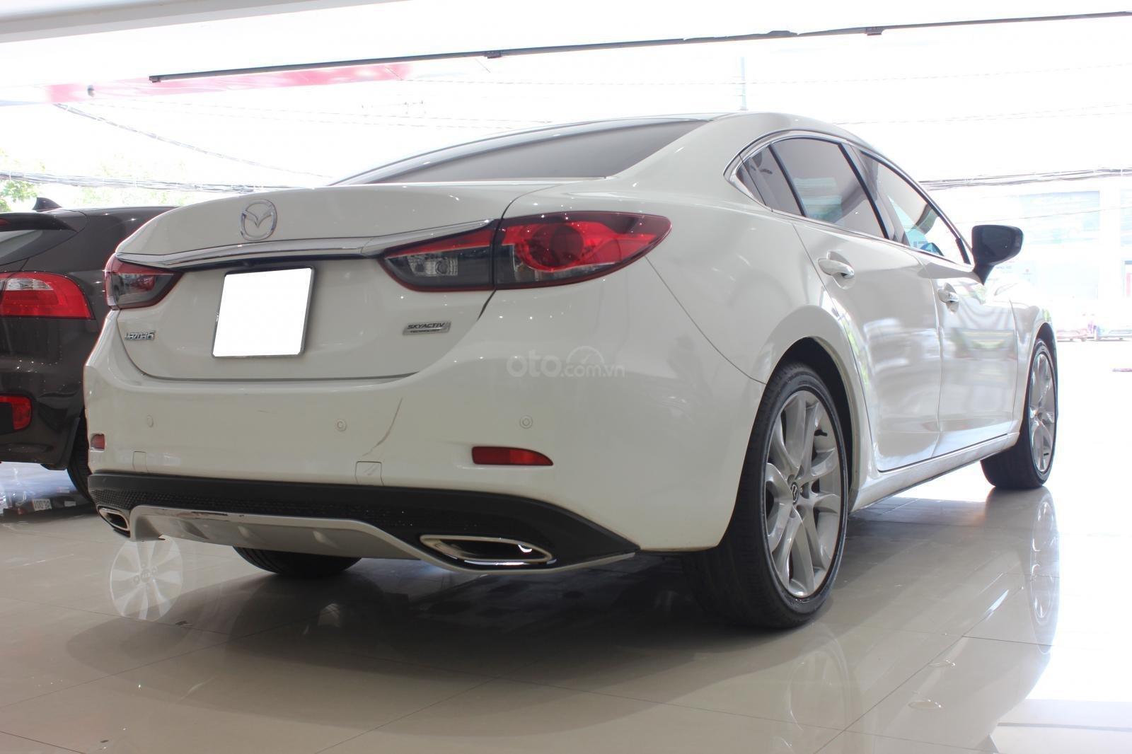 Bán ô tô Mazda 6 2.5 AT 2016, màu trắng-8