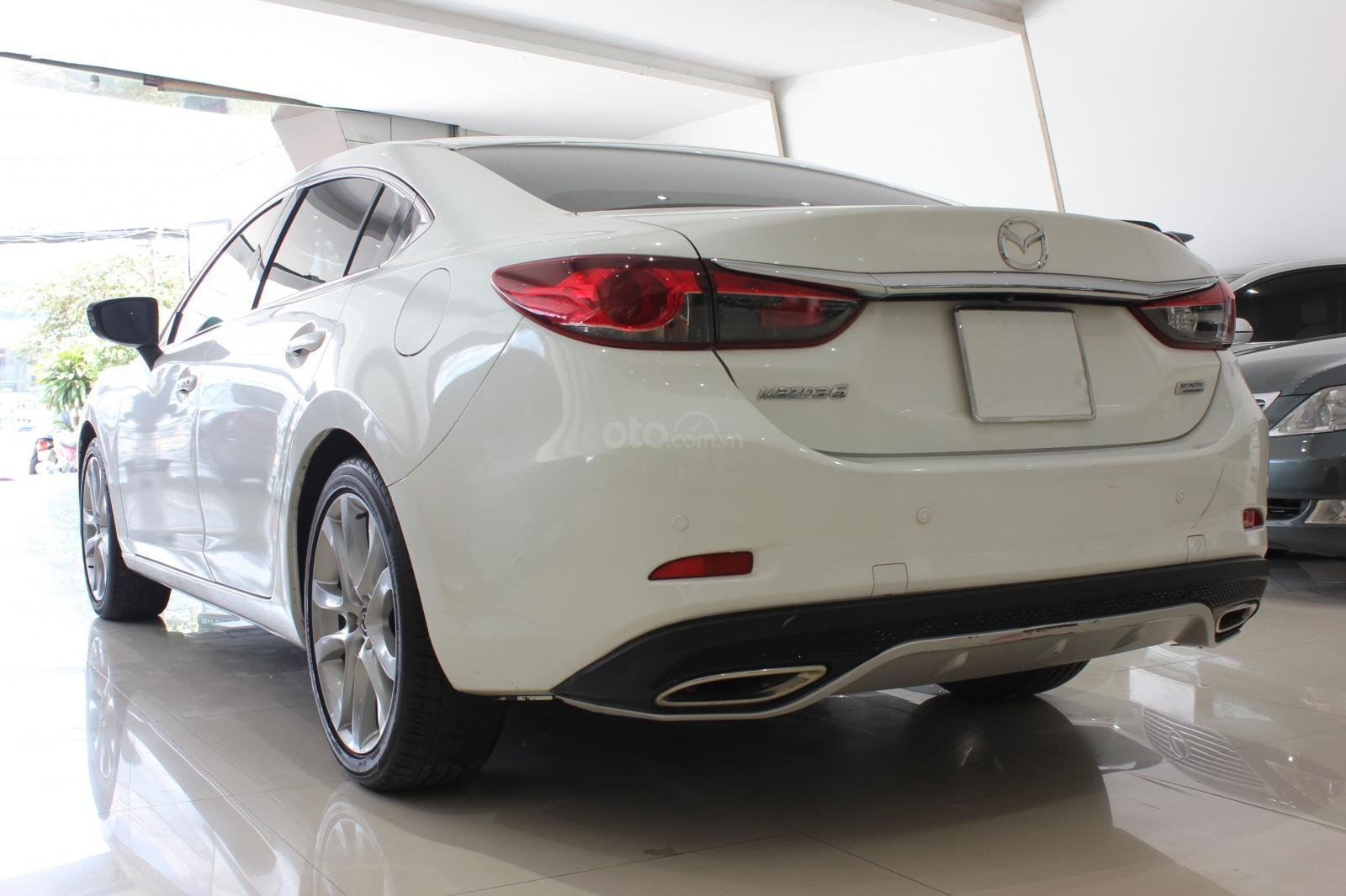 Bán ô tô Mazda 6 2.5 AT 2016, màu trắng-10