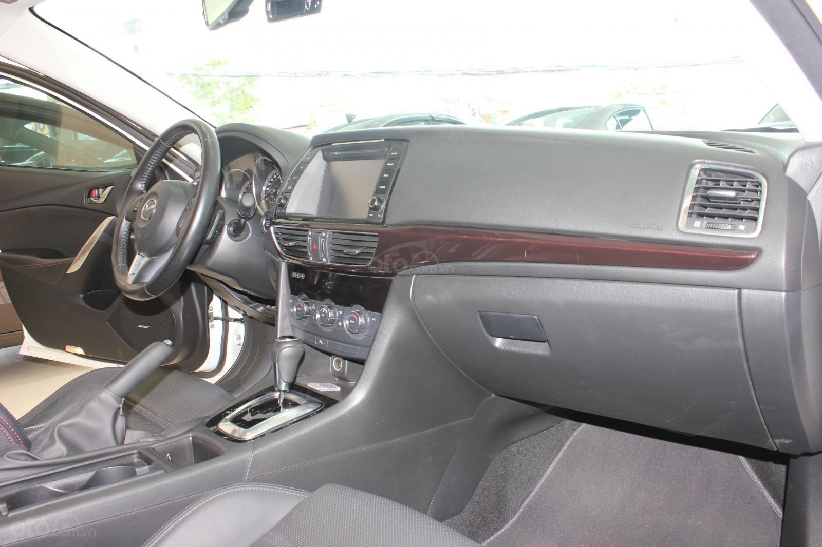 Bán ô tô Mazda 6 2.5 AT 2016, màu trắng-17