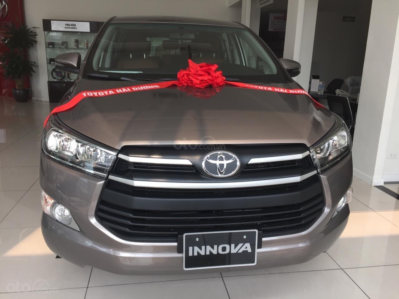 Cần bán Toyota Innova E tại Hải Dương, liên hệ 0982772326- hỗ trợ trả góp 80%-5