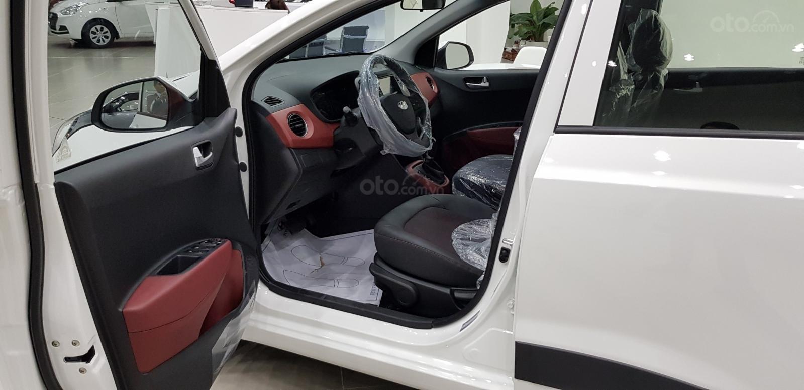 Bán Hyundai i10 hatchback, sản xuất 2019, có giao ngay, giá cạnh tranh, đủ màu, LH 0971626238 (8)