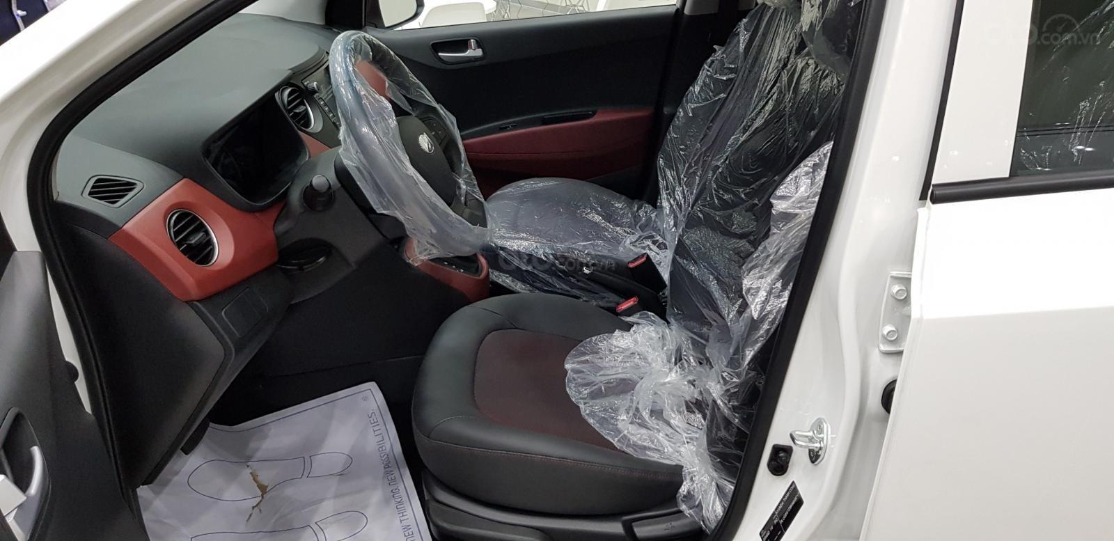 Bán Hyundai i10 hatchback, sản xuất 2019, có giao ngay, giá cạnh tranh, đủ màu, LH 0971626238 (9)
