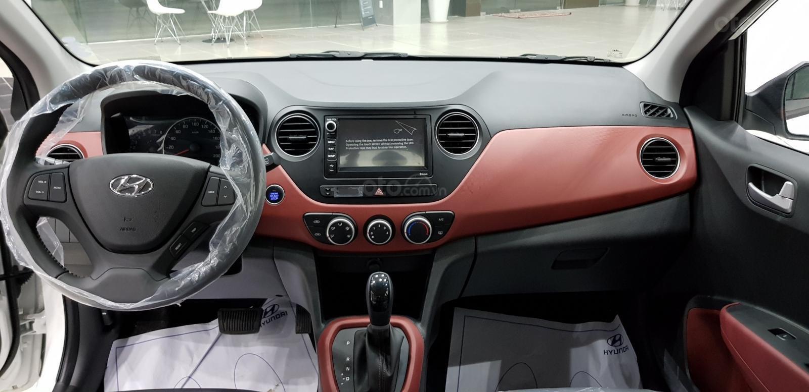 Bán Hyundai i10 hatchback, sản xuất 2019, có giao ngay, giá cạnh tranh, đủ màu, LH 0971626238 (13)