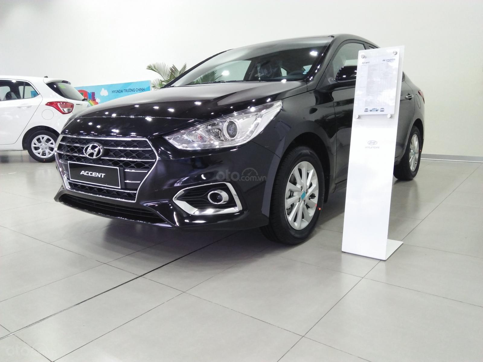 Bán Hyundai Accent 2019, đủ màu, có cửa gió hàng ghế sau, giao ngay, LH 0971626238-3