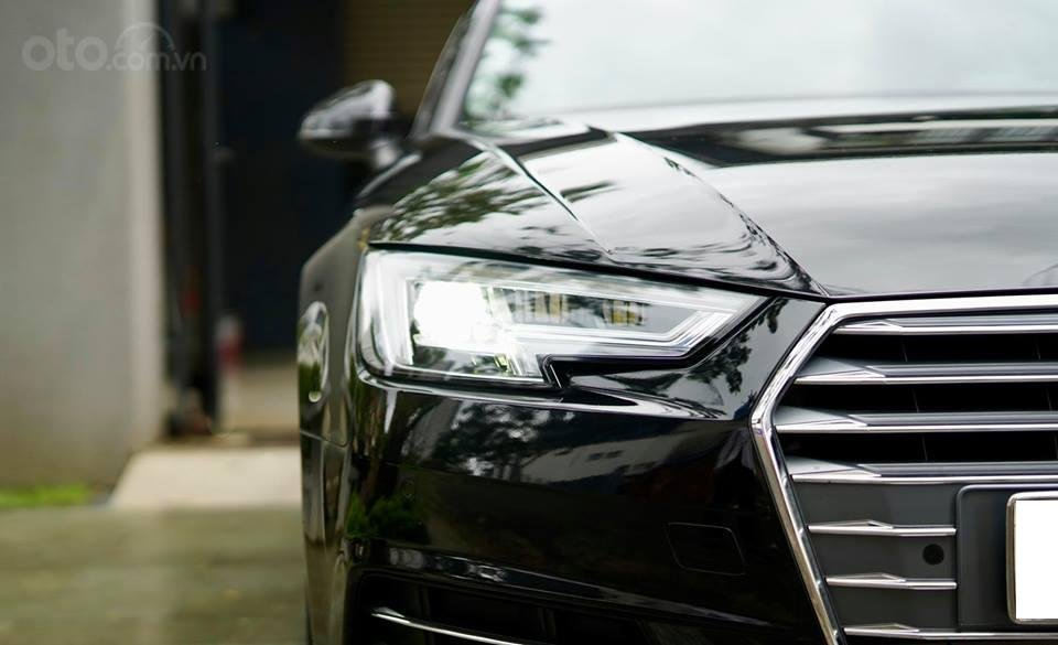 Bán Audi A4 2.0 TFSI màu đen, sản xuất 12/2017, đăng ký 10/2018, tên tư nhân chính chủ-5
