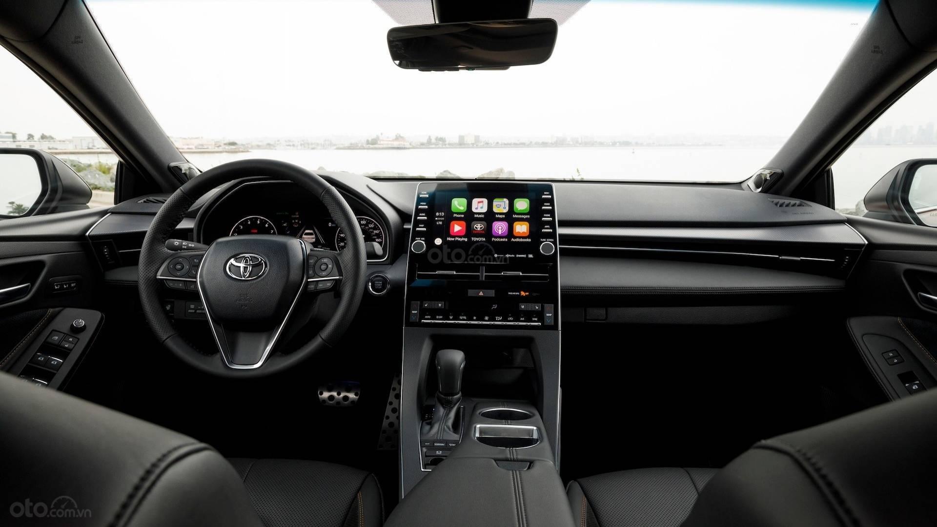 Toyota Avalon 2019: nội thất