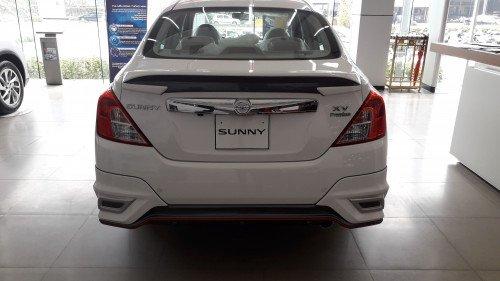 Cần bán xe Nissan Sunny 1.5 AT đời 2019, màu trắng (4)