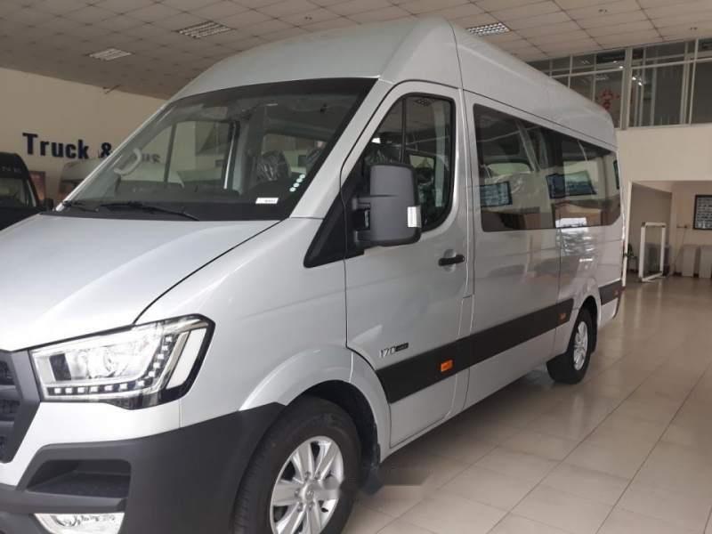 Bán ô tô Hyundai Solati sản xuất năm 2019, màu bạc, nhập khẩu nguyên chiếc, 910 triệu-0