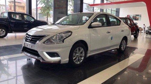Cần bán xe Nissan Sunny 1.5 AT đời 2019, màu trắng (2)