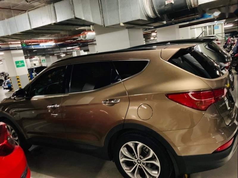Cần bán Hyundai Santa Fe năm 2014, nhập khẩu nguyên chiếc giá cạnh tranh (3)