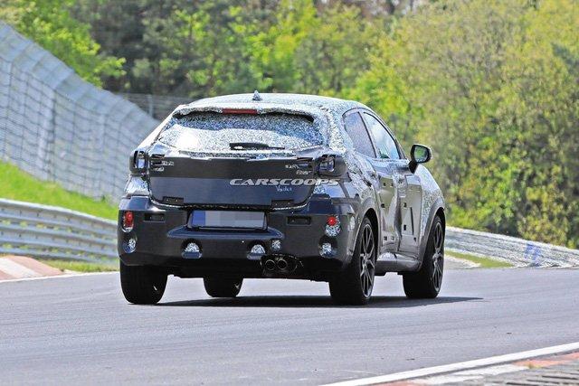 """Ford Puma 2019 - """"Đàn em"""" của EcoSport xuất hiện trên đường đua Nurburgring a2"""