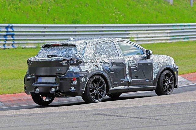 """Ford Puma 2019 - """"Đàn em"""" của EcoSport xuất hiện trên đường đua Nurburgring a3"""