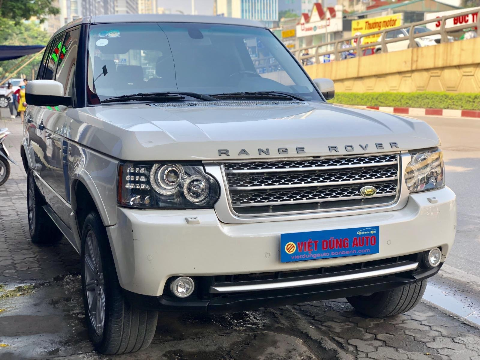 Bán LandRover Range Rover Supercharged V8 4.2 sản xuất 2008-1