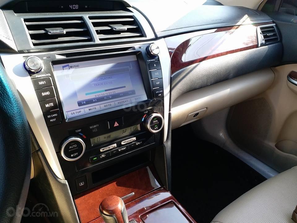 Cần bán Camry 2.5G, sản xuất 2012, số tự động, hệ thống máy mới-7
