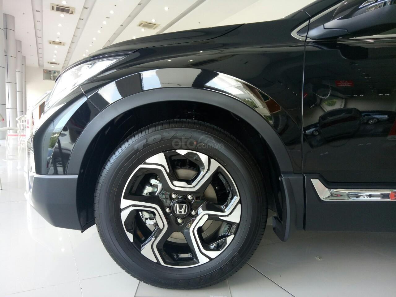 Bán Honda CR-V 2019 nhập Thái, trả góp 80%, km khủng, giao liền tháng 05-4