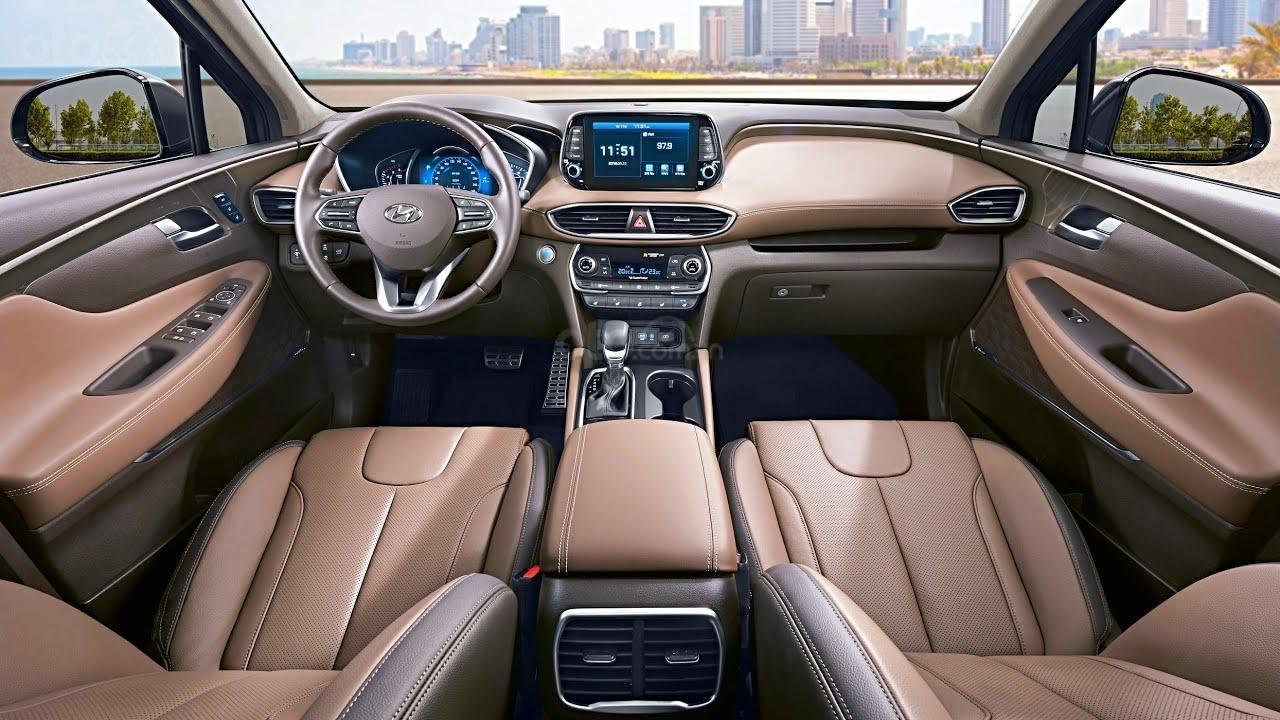 Bán Hyundai Santa Fe 2019 mới giá tốt. LH: 0968.234.556-2