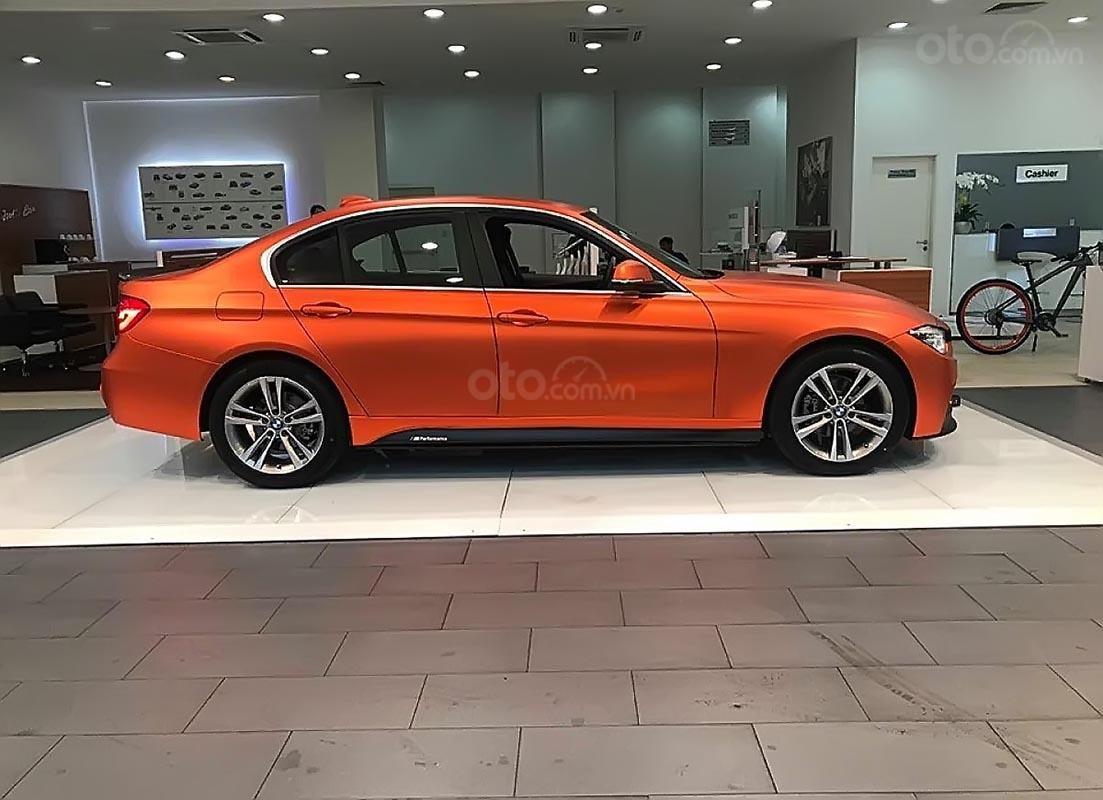 Bán ô tô BMW 3 Series 320i năm sản xuất 2018, nhập khẩu-4