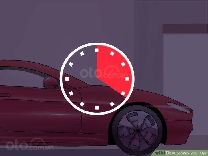 Wax bóng, phủ sáp ô tô: Có tác dụng trong bao lâu?