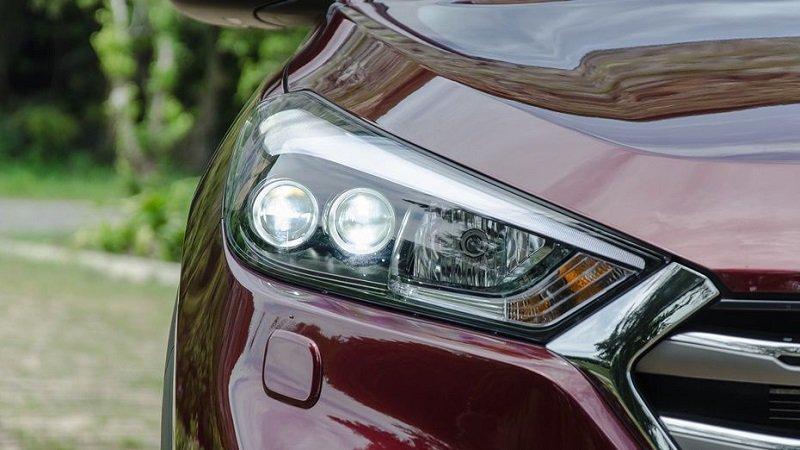 Cụm đèn pha Hyundai Tucson 2018...