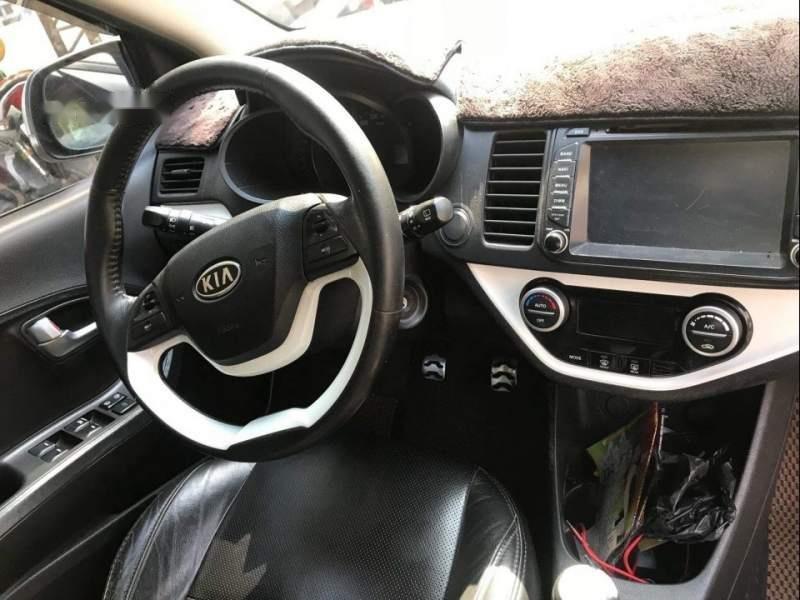 Bán xe Kia Picanto năm sản xuất 2013, màu bạc, nhập khẩu còn mới, giá chỉ 258 triệu (3)