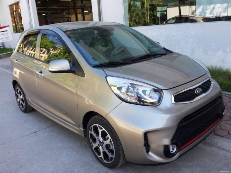Cần bán lại xe Kia Morning MT đời 2017, giá 295tr (1)
