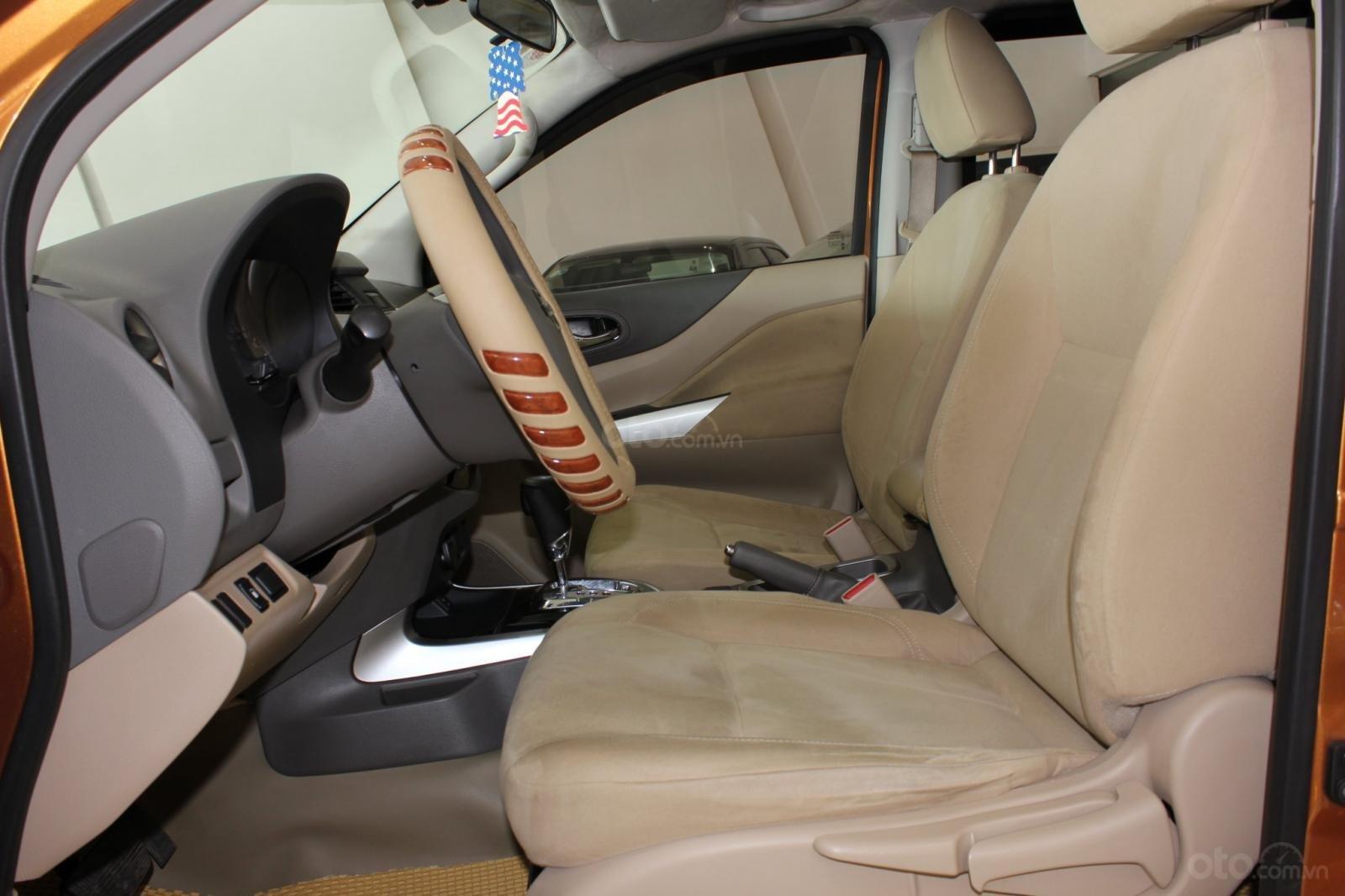 Hot Hot! Nissan Navara 2017, màu cam, nhập khẩu nguyên chiếc, giá cực sốc và nhận ngay quà tặng-7