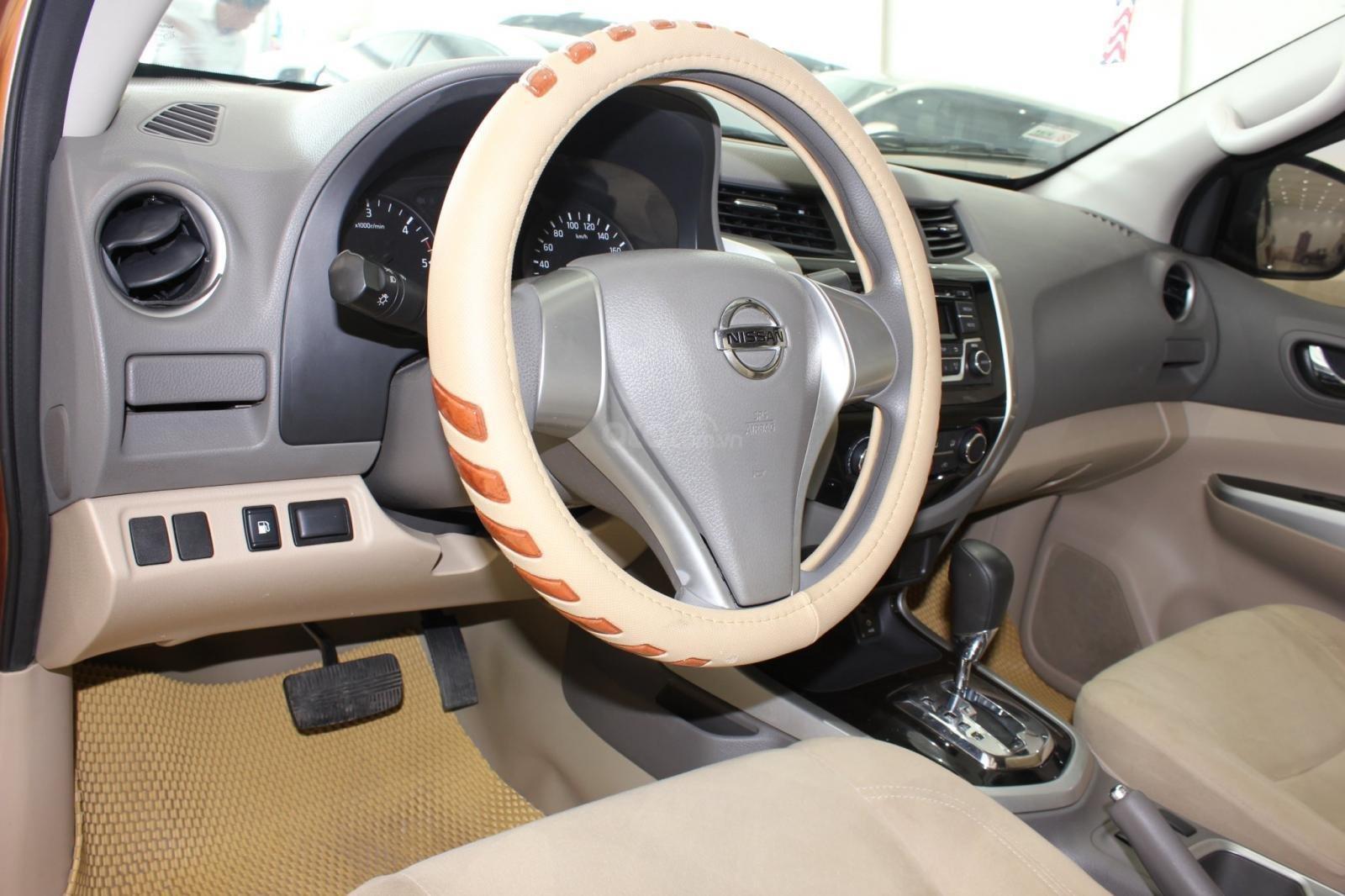 Hot Hot! Nissan Navara 2017, màu cam, nhập khẩu nguyên chiếc, giá cực sốc và nhận ngay quà tặng-10