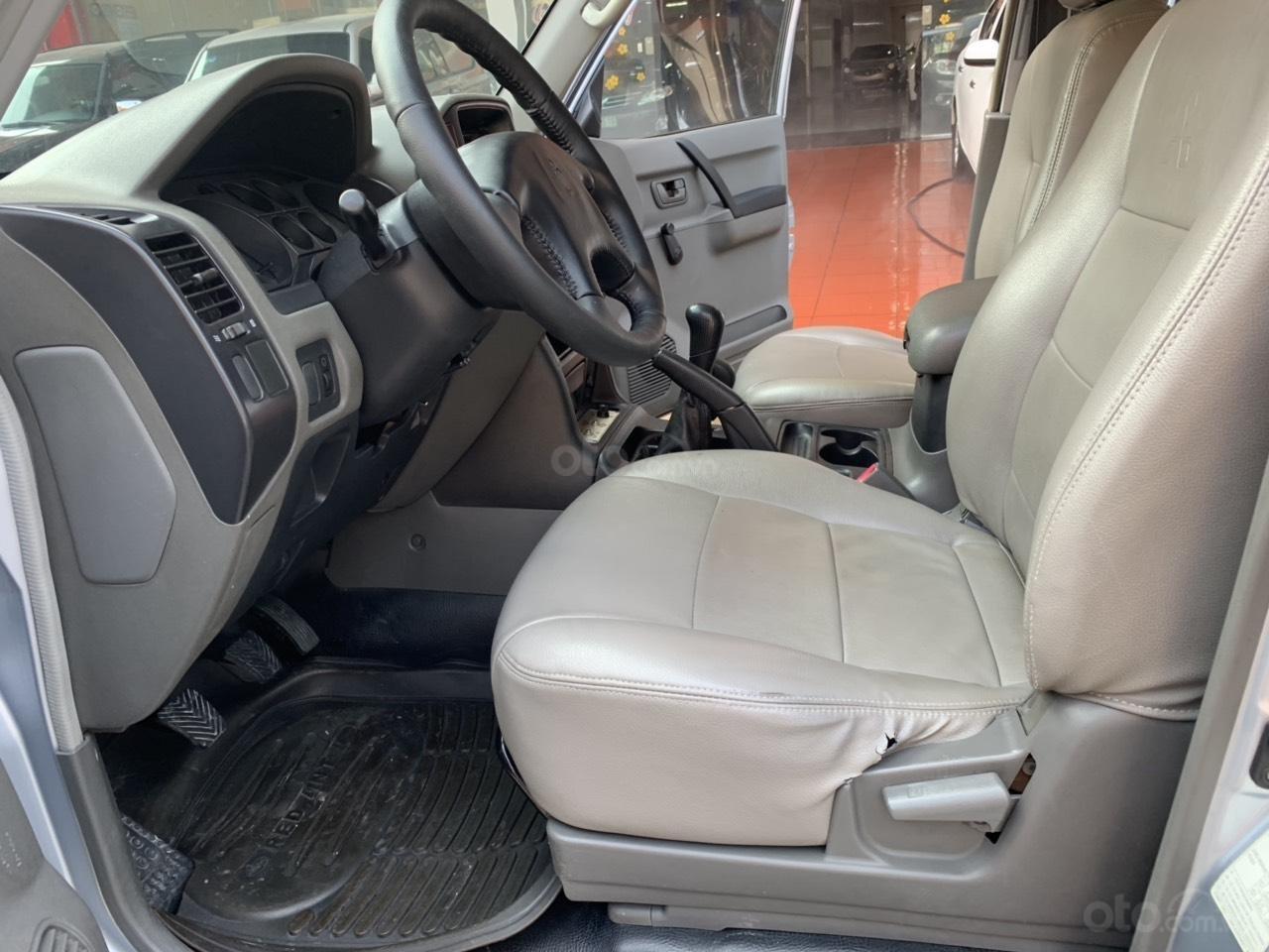 Cần bán xe Mitsubishi Pajero năm sản xuất 2006, màu bạc, nhập khẩu nguyên chiếc (7)