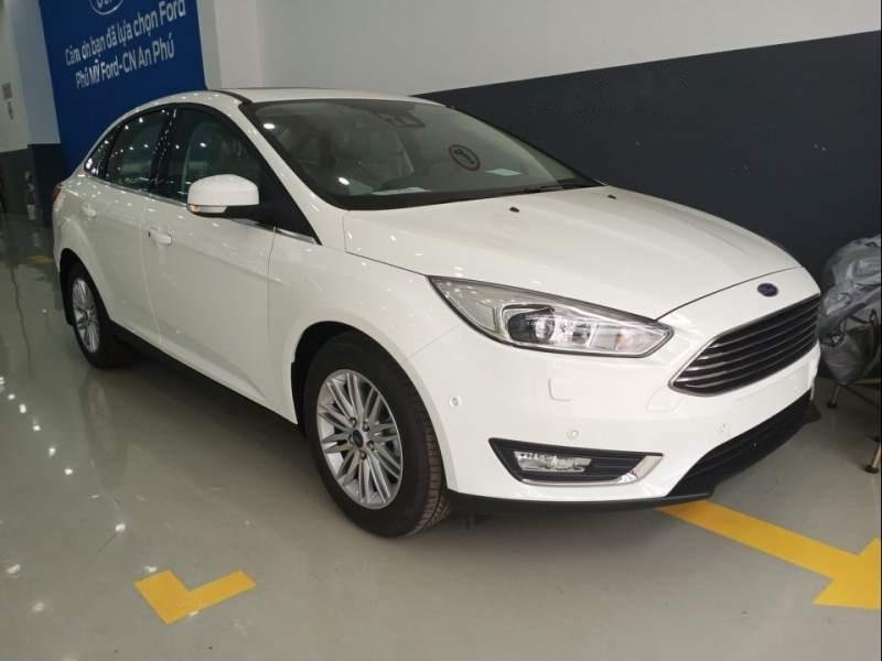 Cần bán Ford Focus đời 2019, bản cao cấp full công nghệ (2)