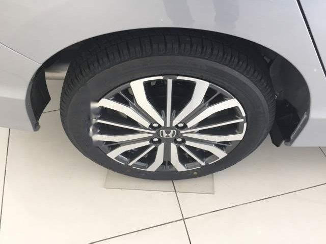 Bán Honda City sản xuất 2019, màu bạc, giá tốt-2
