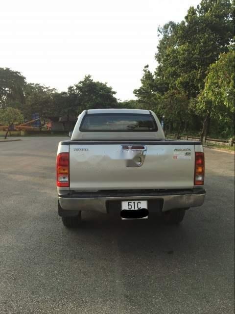Bán xe Toyota Hilux 3.0MT sản xuất 2009, màu bạc, nhập khẩu, máy êm, mạnh mẽ chưa bung-3