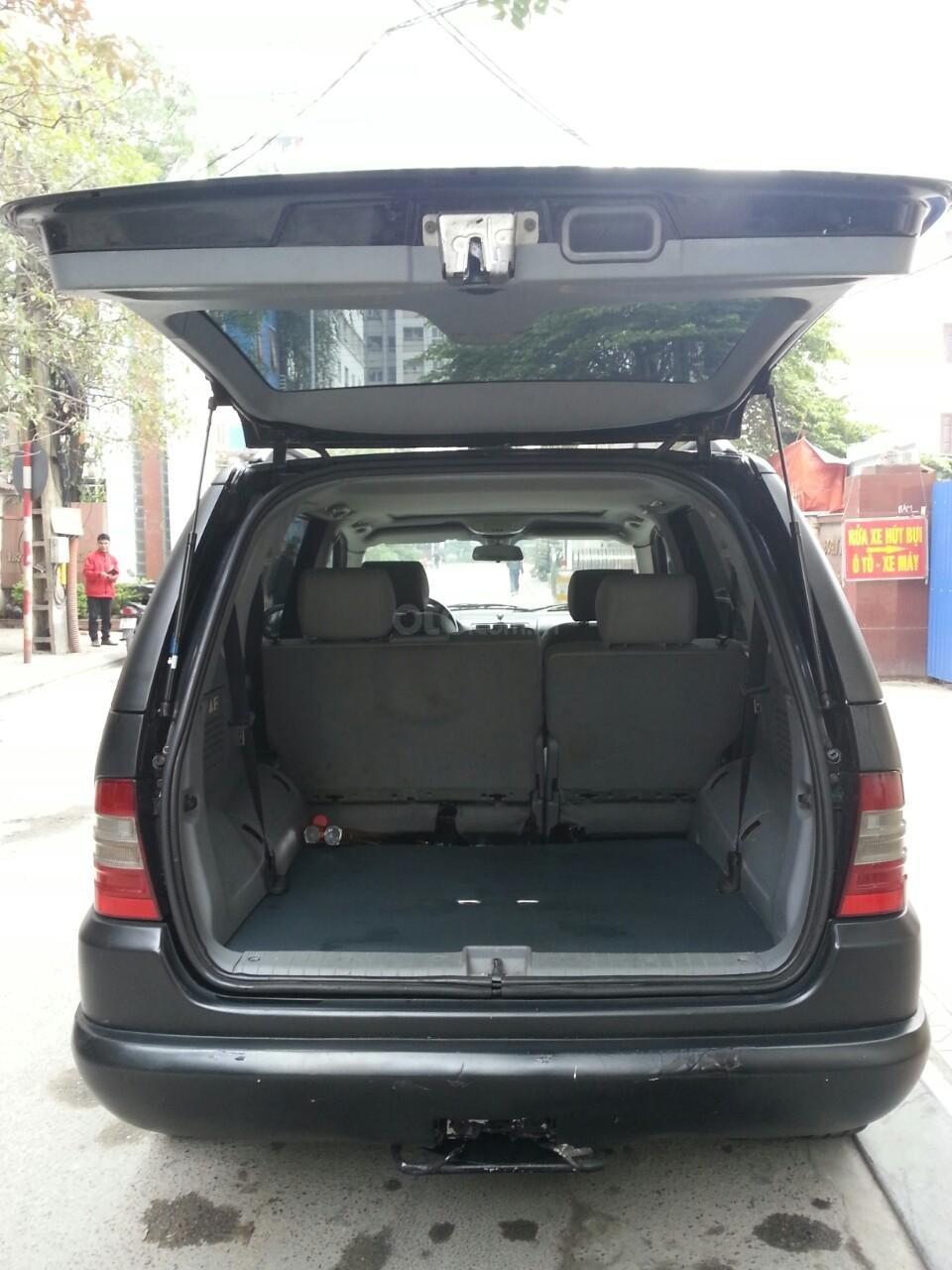 Đi nước ngoài cần bán gấp Mercedes ML-320-5