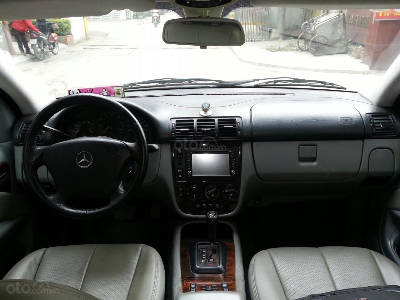 Đi nước ngoài cần bán gấp Mercedes ML-320-4